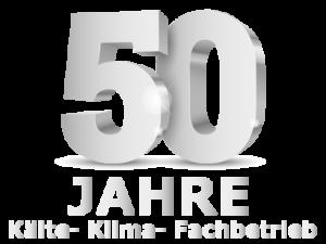 50 Jahre Siegel in Silber