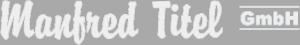Manfred Titel Logo