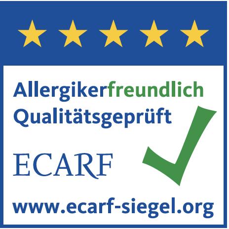 Siegel von ECARF